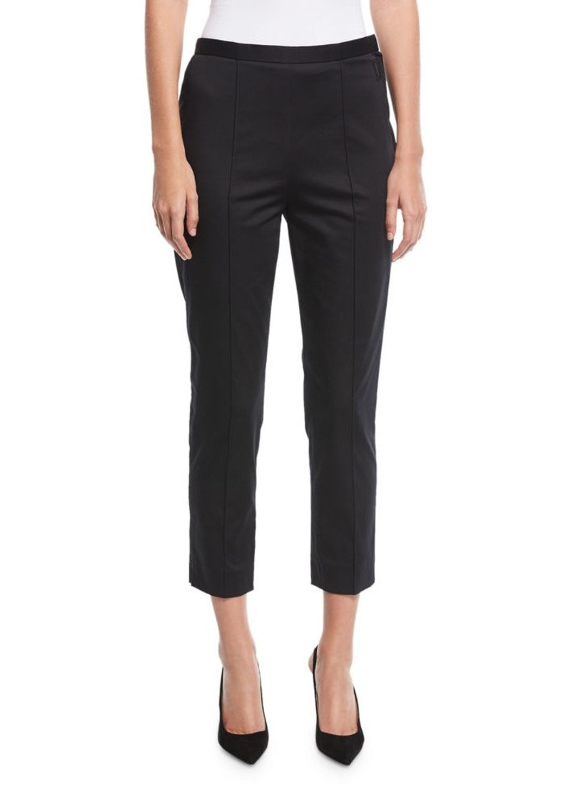 fff2652a940 Marc Jacobs Marc Jacobs Stretch-Cotton Sateen Pants