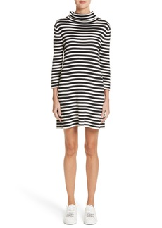 MARC JACOBS Stripe Cowl Neck Dress