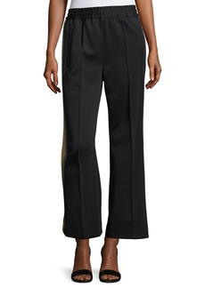 Marc Jacobs Striped-Side Track Pants