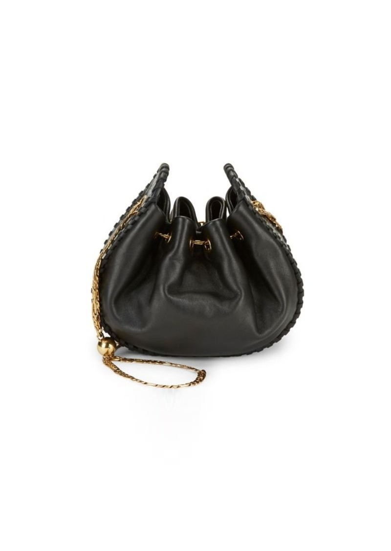 Marc Jacobs Sway Leather Bucket Bag