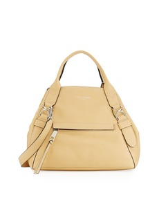 Marc Jacobs The Anchor Leather A-Shape Tote Bag