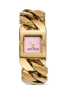 MARC JACOBS The Chain Watch, 22mm x 22mm