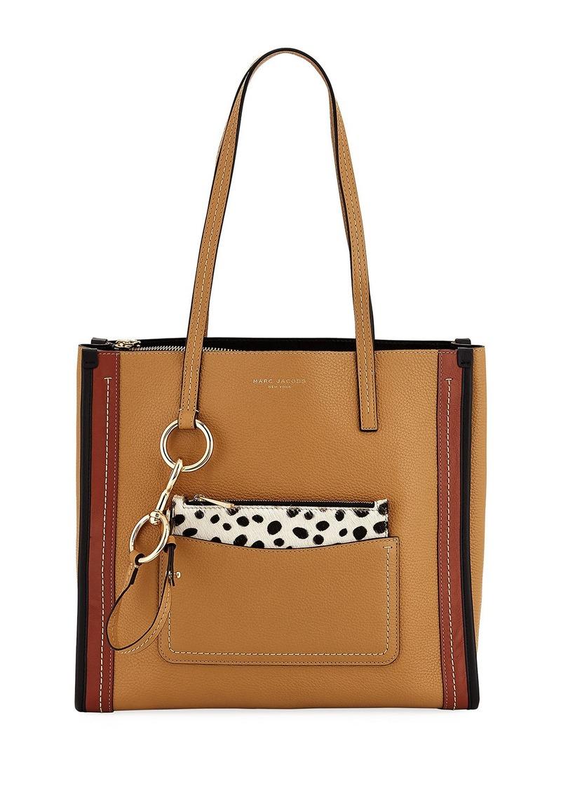 6f05cfcfeef5 SALE! Marc Jacobs Marc Jacobs The Dalmatian Grind East-West Shopper ...