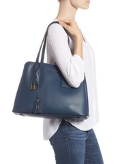 8c041eb63fc Marc Jacobs MARC JACOBS The Editor Leather Tote | Handbags