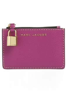 MARC JACOBS The Grind Leather Wallet