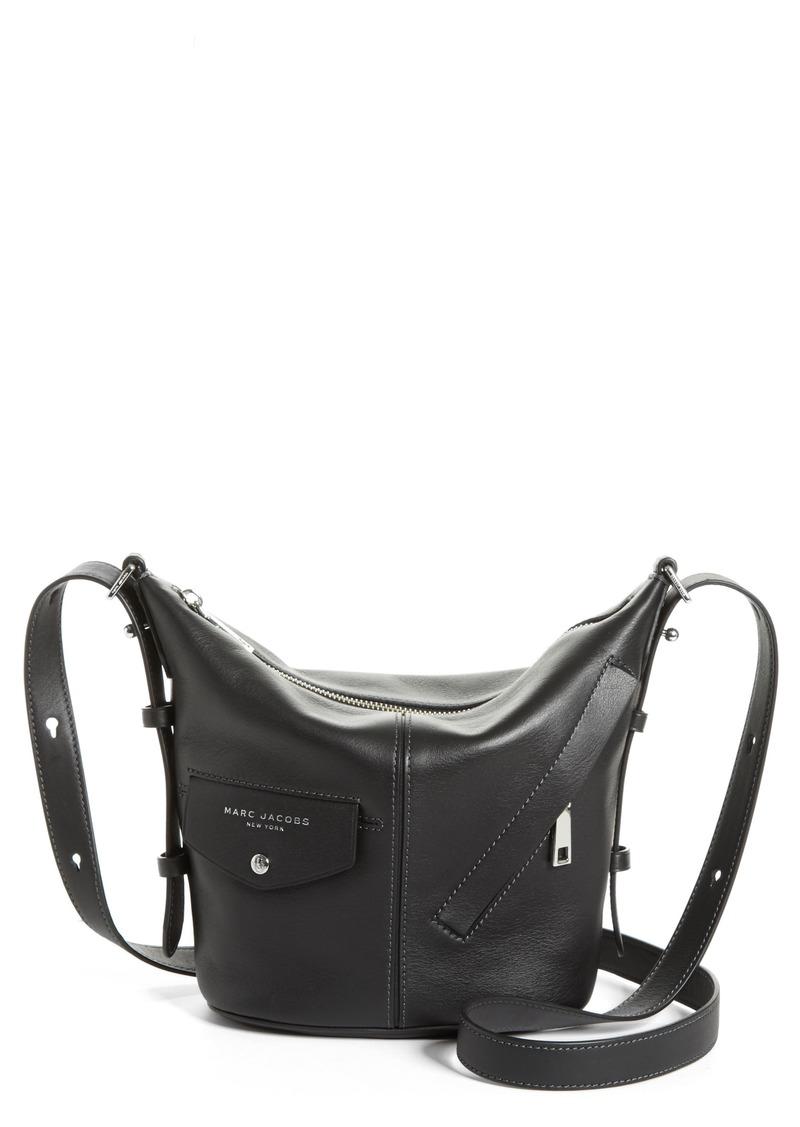 c0f0d8c9d39cc9 Marc Jacobs MARC JACOBS The Mini Sling Convertible Leather Hobo ...