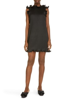 MARC JACOBS The Pleated Minidress
