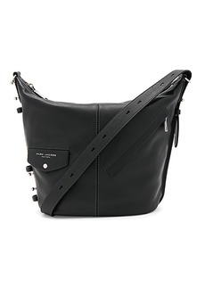 Marc Jacobs The Sling Shoulder Bag in Black.