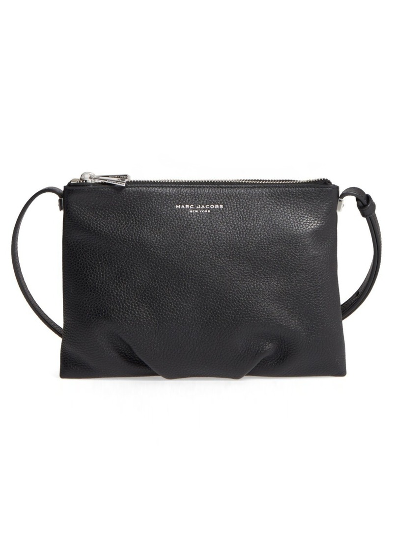 SALE! Marc Jacobs MARC JACOBS The Standard Leather Crossbody Bag