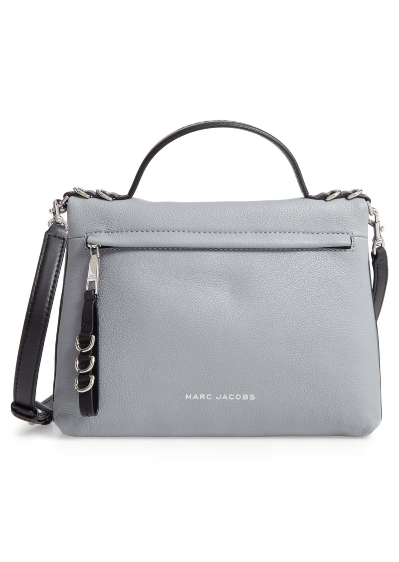 THE MARC JACOBS The Two Fold Leather Satchel