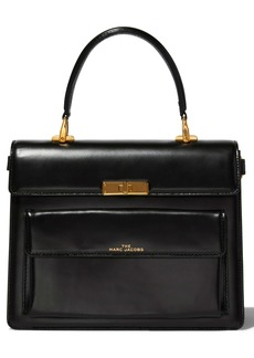 The Marc Jacobs The Uptown Leather Shoulder Bag