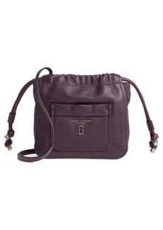 MARC JACOBS Tied Up Leather Crossbody Bag