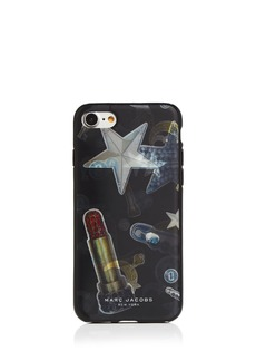 MARC JACOBS Tossed Charms Lenticular iPhone 7 Case