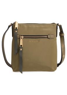 MARC JACOBS Trooper Nylon Crossbody Bag