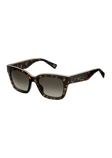 Marc Jacobs Twist Square Sunglasses