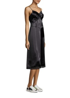 Marc Jacobs Vintage Satin Dress