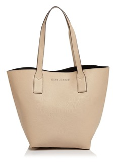 MARC JACOBS Wingman Leather Tote