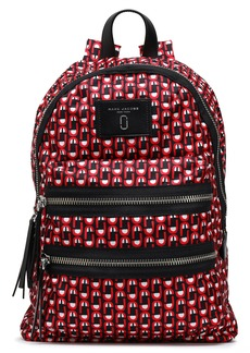 Marc Jacobs Woman Backpacks Red