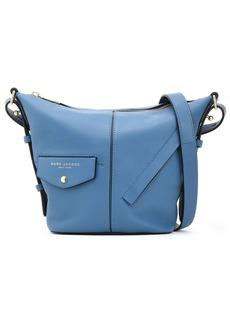 Marc Jacobs Woman Leather Shoulder Bag Light Blue
