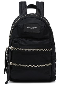 Marc Jacobs Woman Shell Backpack Black