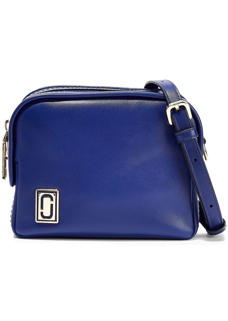 Marc Jacobs Woman Mini Squeeze Leather Shoulder Bag Royal Blue