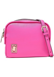 Marc Jacobs Woman Mini Squeeze Leather Shoulder Bag Bright Pink