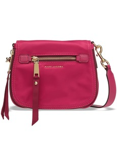 Marc Jacobs Woman Trooper Nomad Small Shell Shoulder Bag Fuchsia