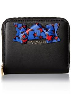 Marc Jacobs Women's Bow Lil Zip Around Wallet