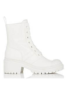 Marc Jacobs Women's Bristol Spazzolato Leather Ankle Boots
