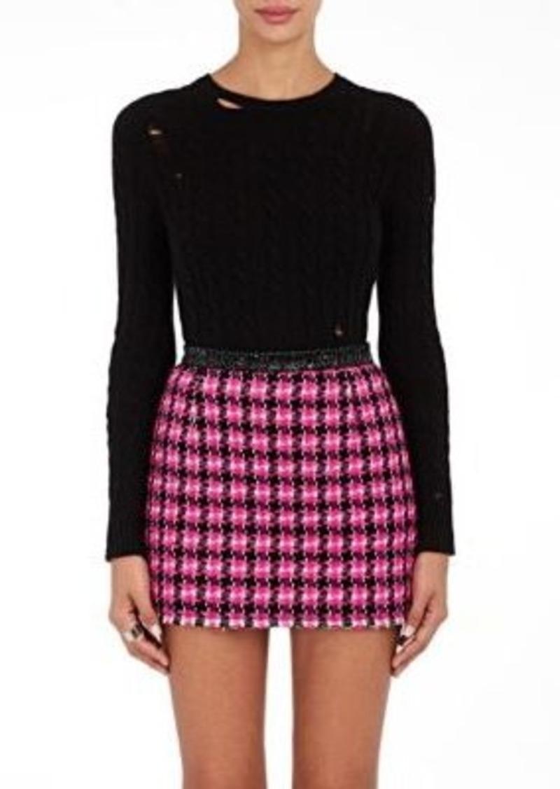 Marc Jacobs Marc Jacobs Women's Cashmere Cable-Knit Sweater ...