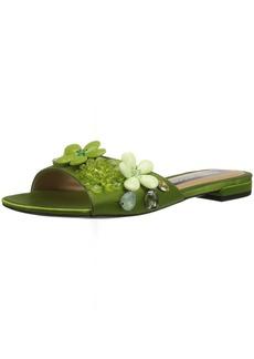 Marc Jacobs Women's Clara Embellished Slide Sandal  40.5 M EU ( US)