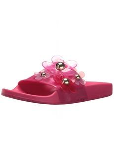Marc Jacobs Women's Daisy Aqua Slide Sandal  3 M EU ( US)