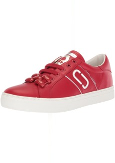 Marc Jacobs Women's Empire Chain Link Sneaker red 40 M EU ( US)