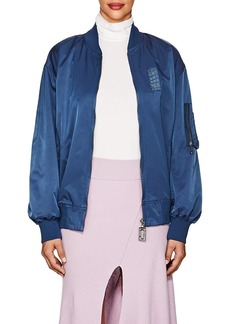 Marc Jacobs Women's Insulated Twill Bomber Jacket