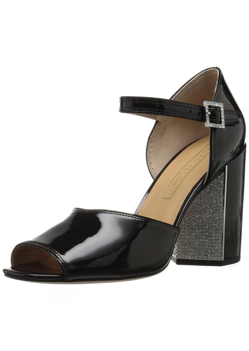 Marc Jacobs Women's Kasia Strass Sandal Heeled  3 M EU ( US)