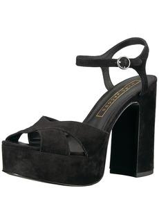 Marc Jacobs Women's Lust Platform Sandal Heeled  37 M EU (7 US)