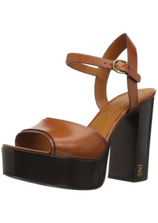 Marc Jacobs Women's Lust Status Platform Heeled Sandal  41 M EU (11 US)