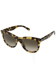 Marc Jacobs Women's Marc118s Round Sunglasses