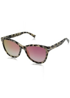 Marc Jacobs Women's Marc187s Polarized Cateye Sunglasses  54 mm