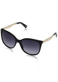 Marc Jacobs Women's Marc203s Cateye Sunglasses  56 mm