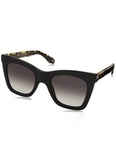 Marc Jacobs Women's Marc279s Cateye Sunglasses  50 mm
