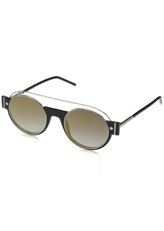 Marc Jacobs Women's Marc2s Round Sunglasses  49 mm