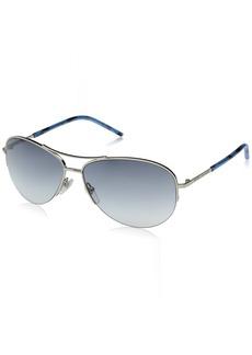 Marc Jacobs Women's MARC61/S Aviator Sunglasses PALLADIUM