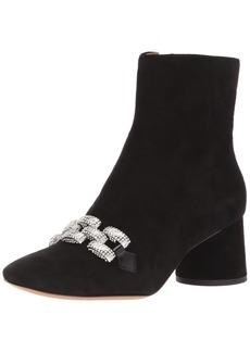 Marc Jacobs Women's Remi Chain Link Ankle Boot  40.5 M EU ( US)