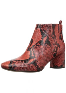 Marc Jacobs Women's Rocket Chelsea Boot Ankle red/Multi 40 M EU (10 US)