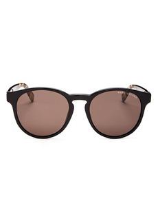 MARC JACOBS Women's Round Sunglasses, 52mm