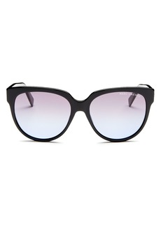 MARC JACOBS Women's Round Sunglasses, 56mm