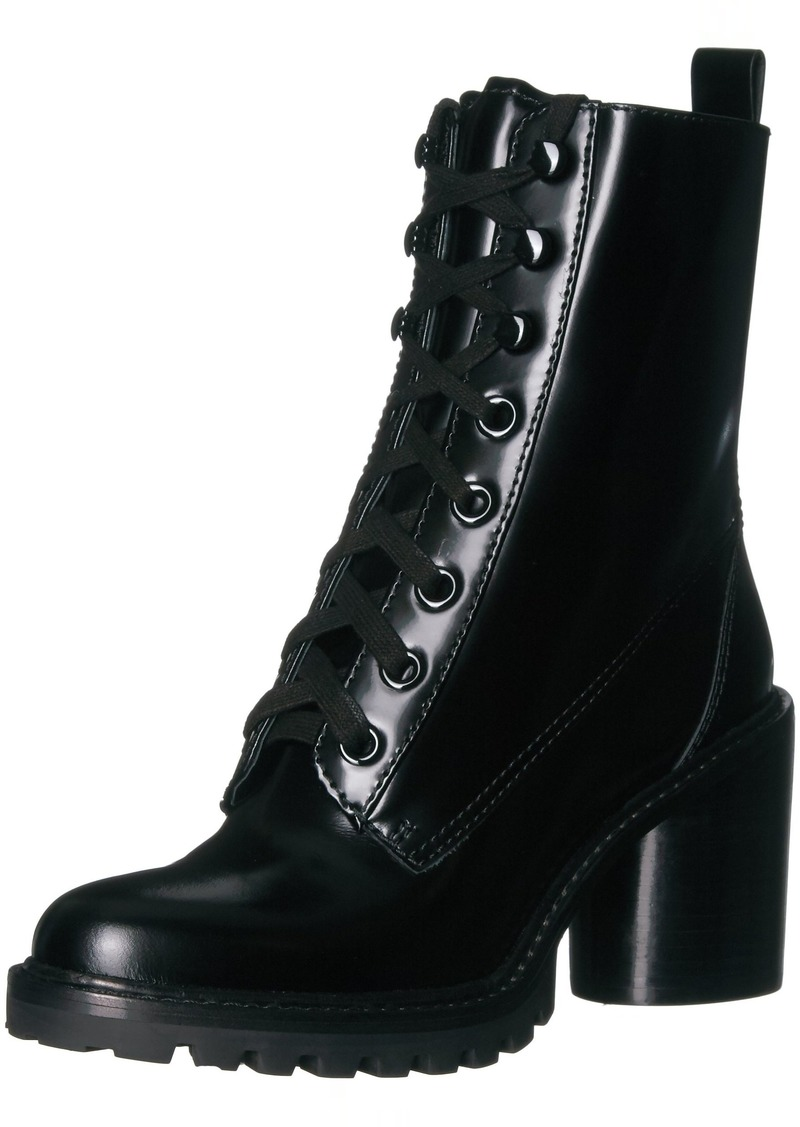 Marc Jacobs Women's Ryder Lace Up Ankle Boot  36.5 M EU (6.5 US)
