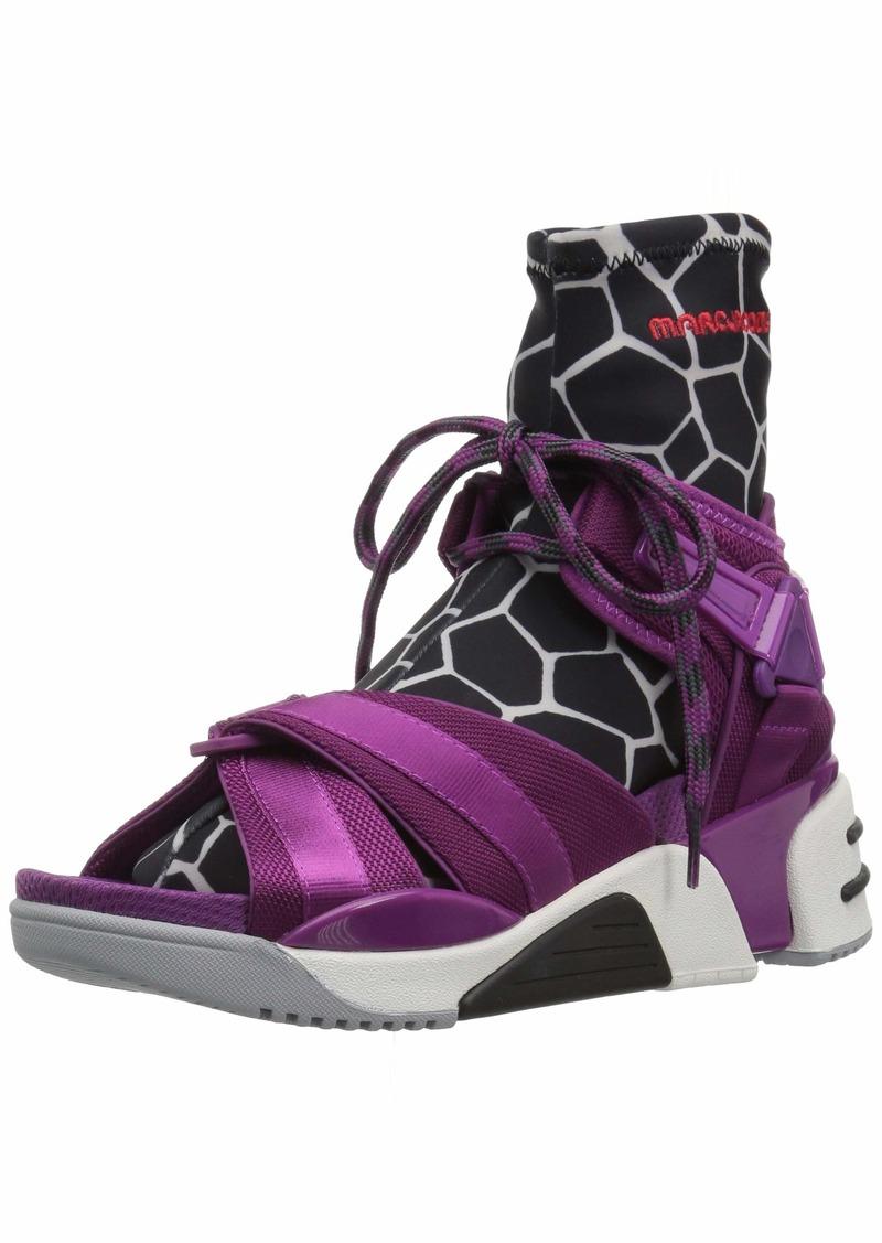 Marc Jacobs Women's Somewhere Sport Sandal with Sock  3 M EU ( US)