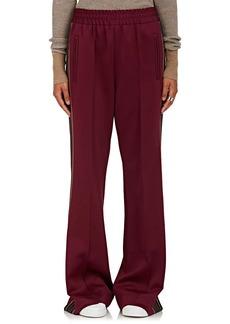 Marc Jacobs Women's Striped Tech-Jersey Track Pants